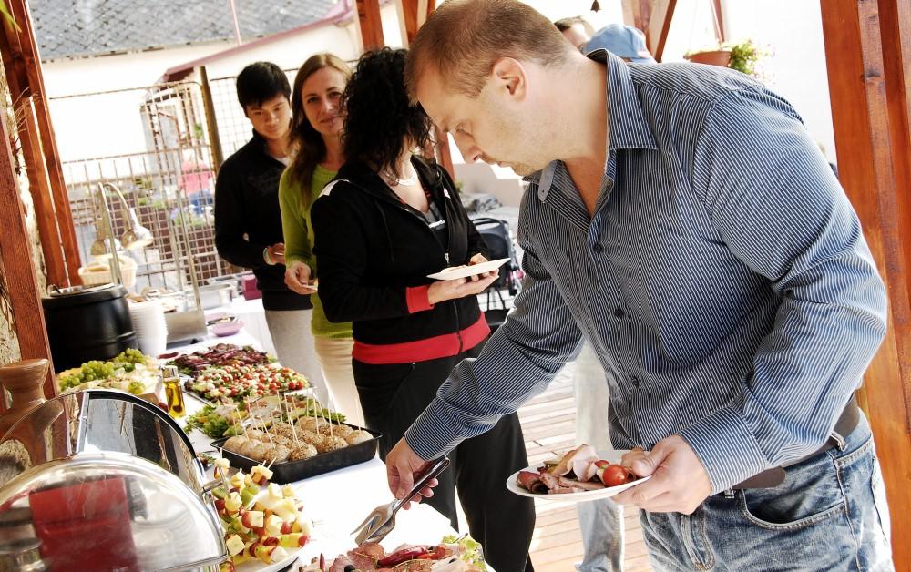 Catering Plzeň Gastro Event
